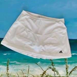 Adidas Cutest Tennis Skirt Ever Women's Size Small
